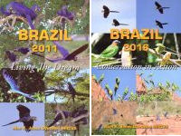 Parrot-watching in Brazil - two volume set