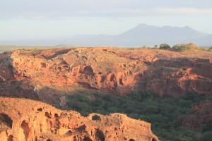 Sandstone cliffs 2